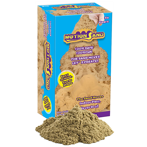 Motion Sand Blue Color Sand (800G)
