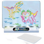 Magic 3D Drawing Board - Dinosaur Series