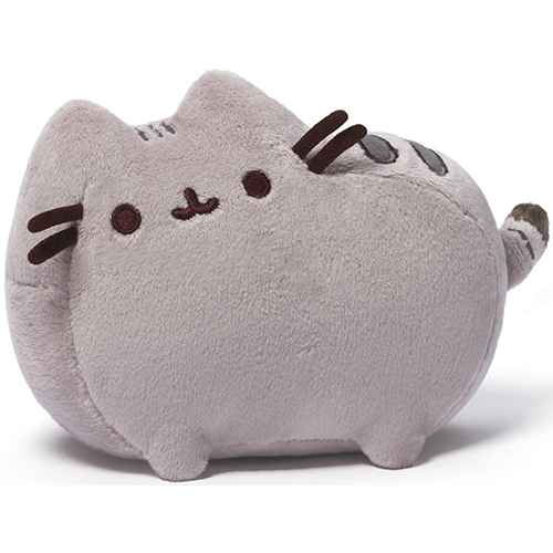 Gund Pusheen Cat Plush  Stuffed Animal, 6 inches