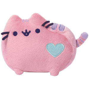 Gund Pusheen Cat Pastel Pink Plush Stuffed Animal, 6 inches