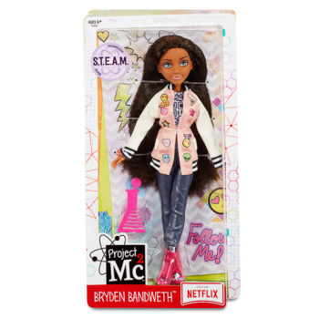 Project Mc2 - Core Doll-Bryden Bandweth