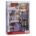 Project Mc2 - Experiments with Doll-McKeyla's Glue Tattoo