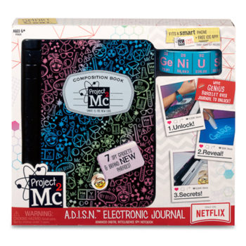 Project Mc2 - A.D.I.S.N. Journal