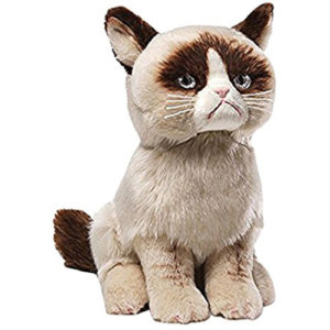 Gund - Grumpy Cat 9-inch Plush Stuffed Animal Toy