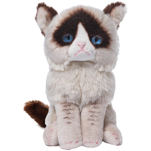 Gund - Grumpy Cat 5-inch Beanbag Stuffed Animal