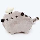 Gund -  Pusheen Chef Hat Backpack Clip Stuffed Animal