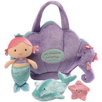 Gund - Mermaid Adventure Playset