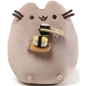 Gund - Pusheen Sushi Snackable Stuffed Toy Plush