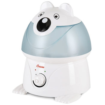 Crane Drop Shape Cool Mist Humidifier - Indigo Black