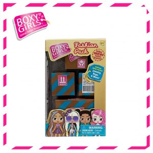 Boxy Girls 084IT Surpries Fashion Pack - 4 pieces