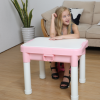 Motion Sand MS-22P 6 in 1 Multi-Functional Play Table - Pink