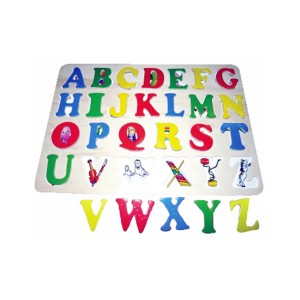 Young Mindz See-Inside Alphabet Puzzle