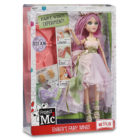 Project Mc2 - Experiments with Doll-Ember's Fairy Wing Earrings