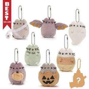 Gund - Pusheen Surprise Plush Blind Box Series #4 Halloween Toy