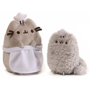 Gund - Pusheen and Stormy Baking Collector Set